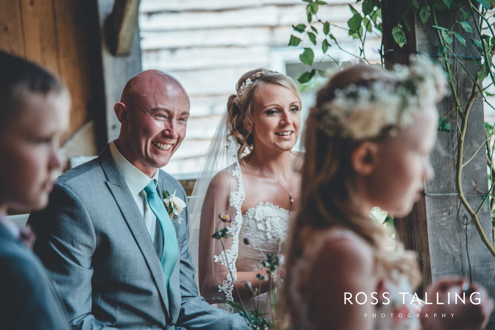 Nancarrow Farm Wedding Photography Cornwall - Laura & Danny_0061