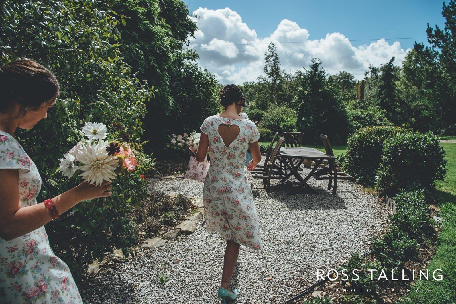 Nancarrow Farm Wedding Photography Cornwall - Laura & Danny_0036