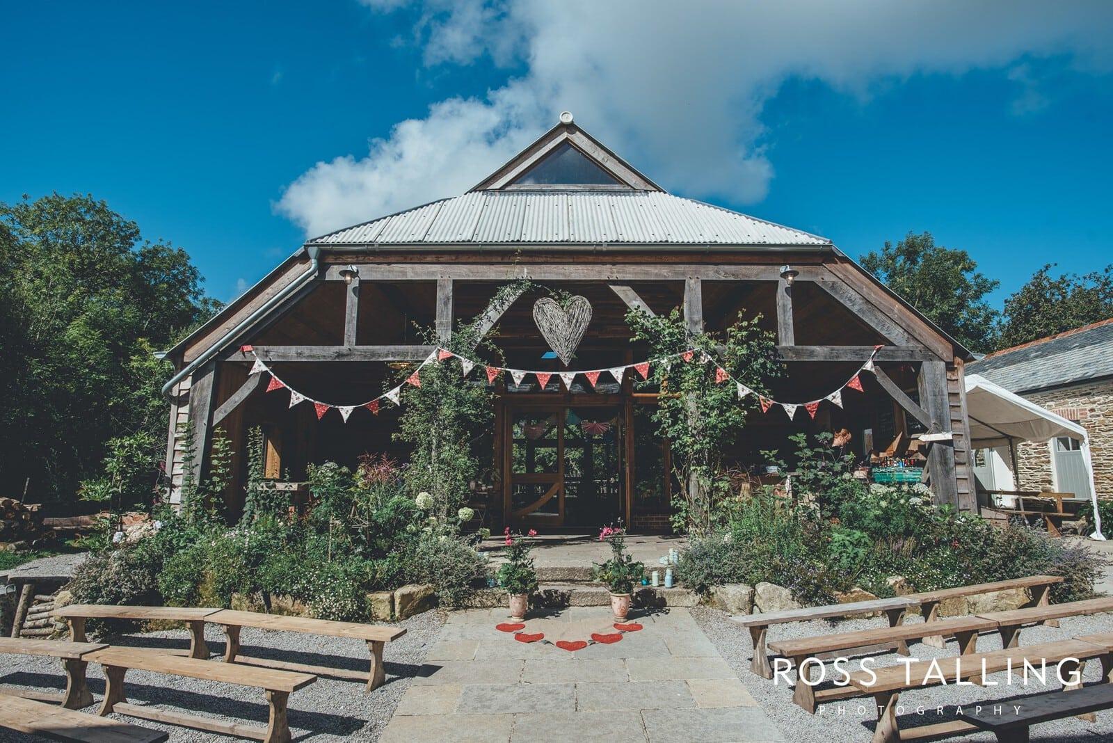 Nancarrow Farm Wedding Photography Cornwall - Laura & Danny_0000