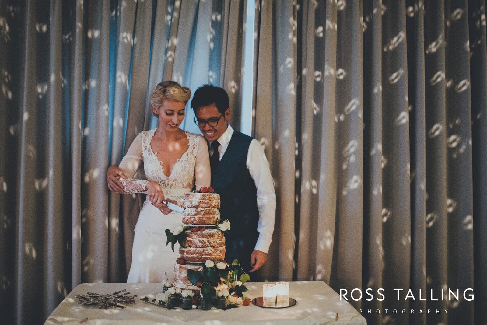 Pendennis Castle Wedding Photography_0100