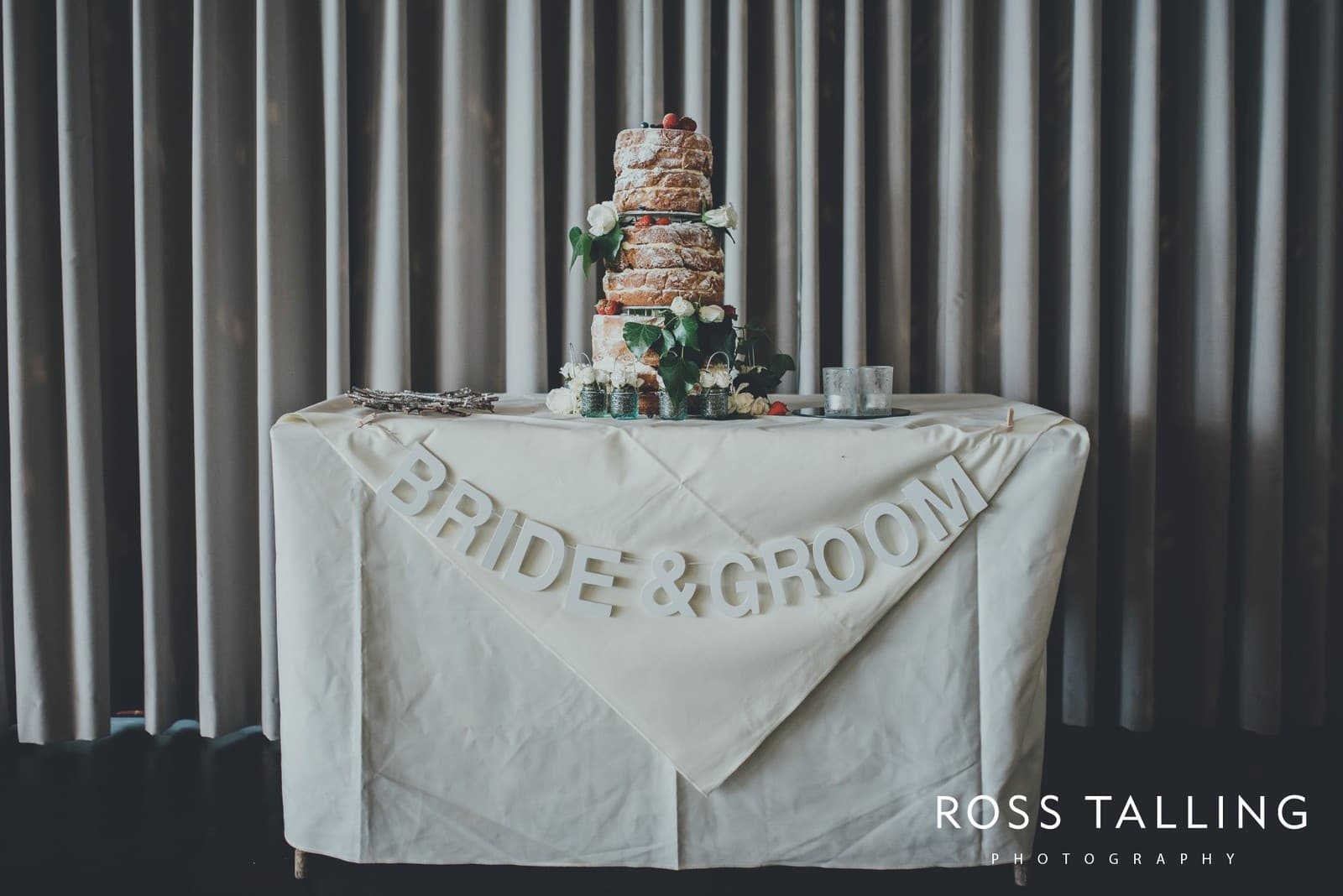 Pendennis Castle Wedding Photography_0084