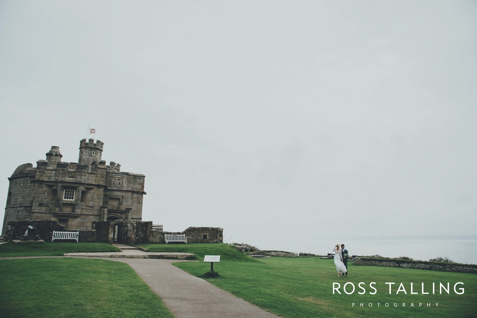 Pendennis Castle Wedding Photography_0079