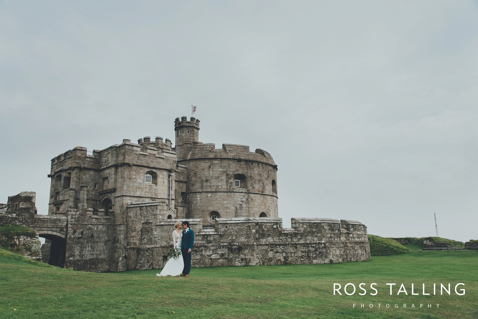 Pendennis Castle Wedding Photography_0077