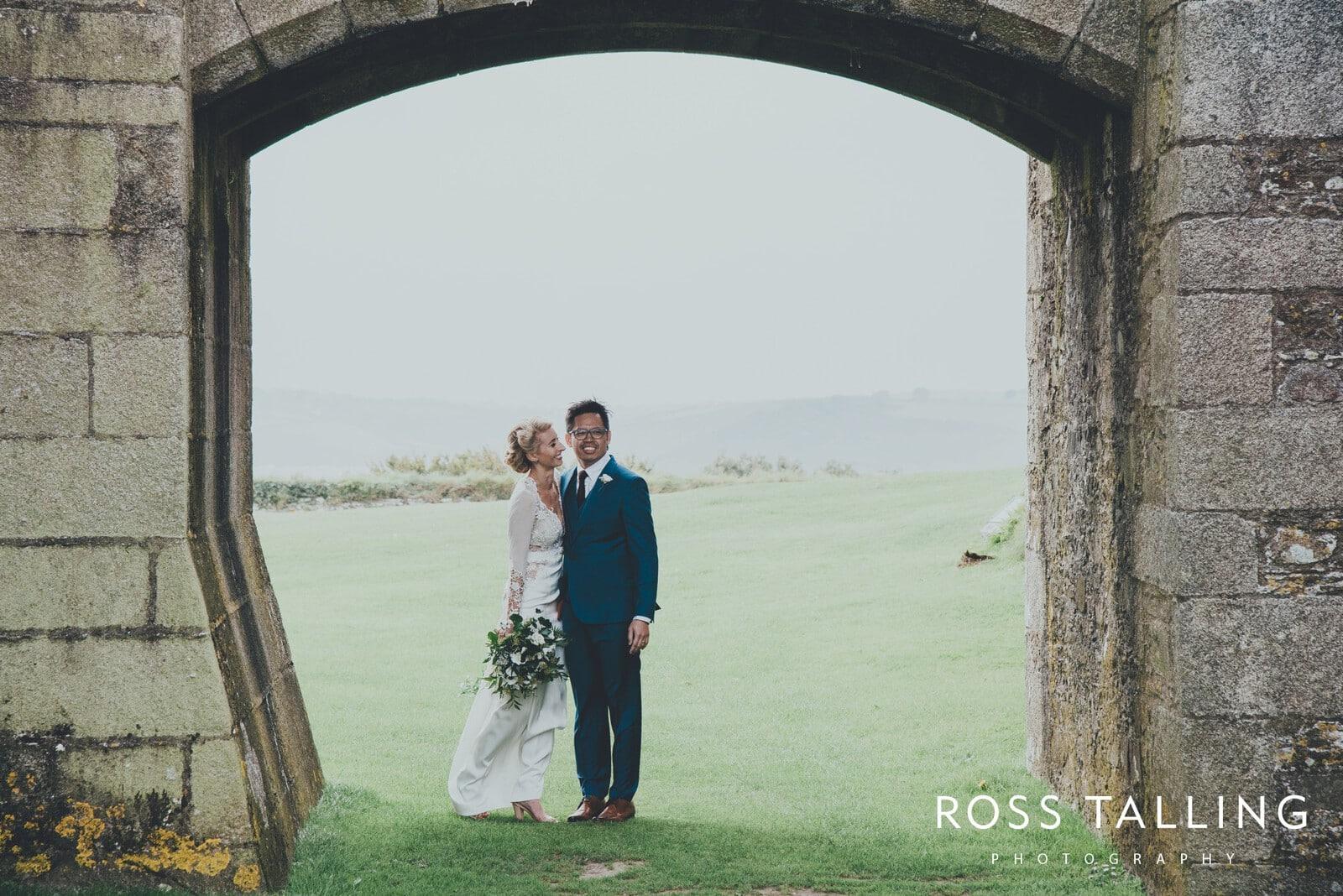 Pendennis Castle Wedding Photography_0076
