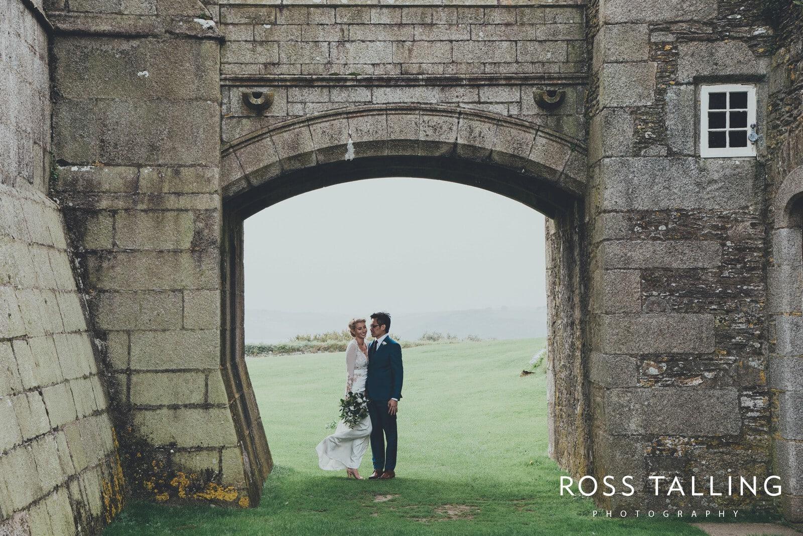Pendennis Castle Wedding Photography_0075