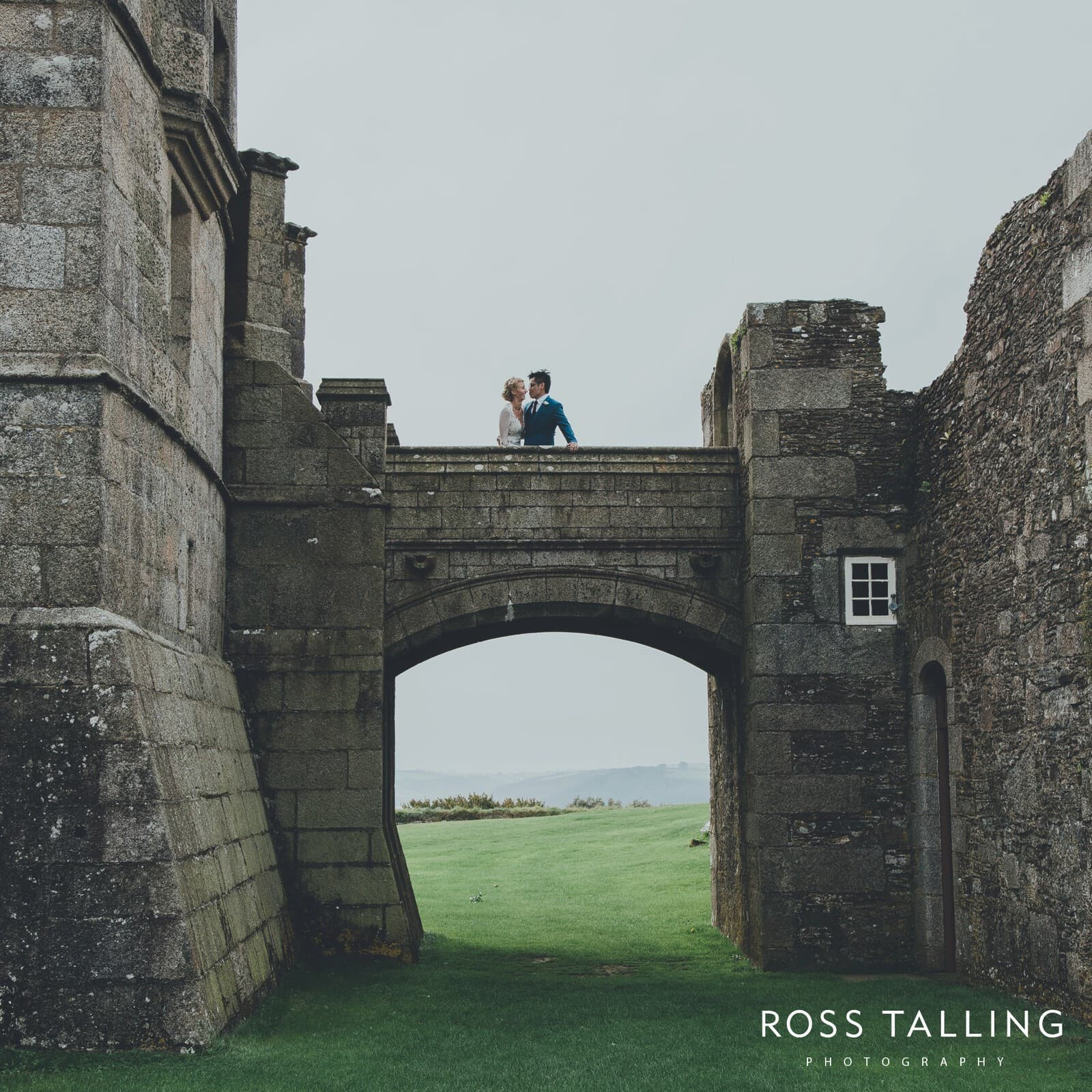 Pendennis Castle Wedding Photography_0073