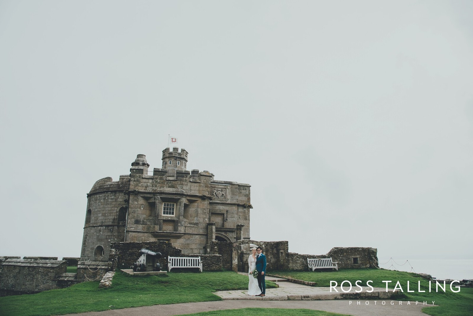 Pendennis Castle Wedding Photography_0072