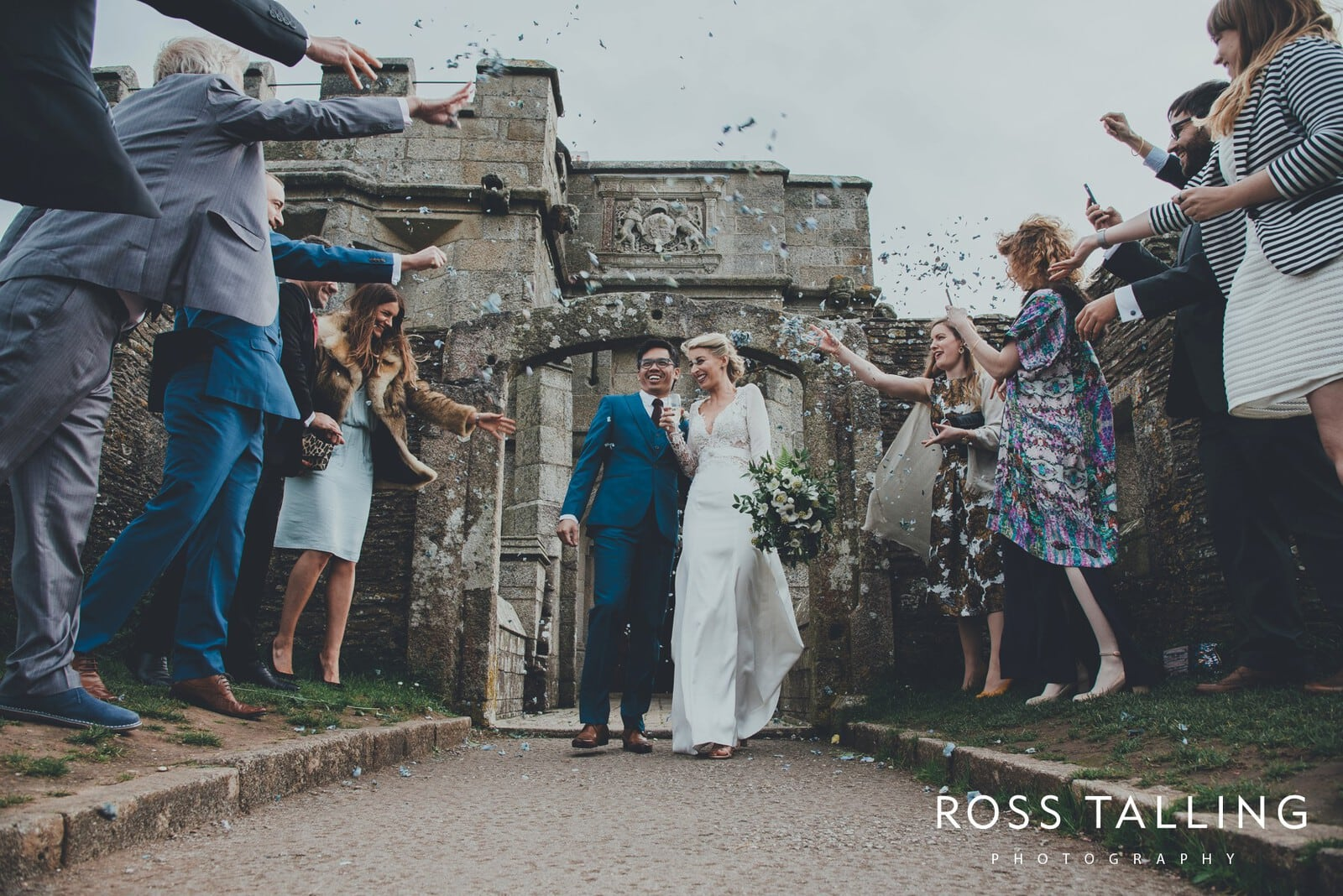 Pendennis Castle Wedding Photography_0070