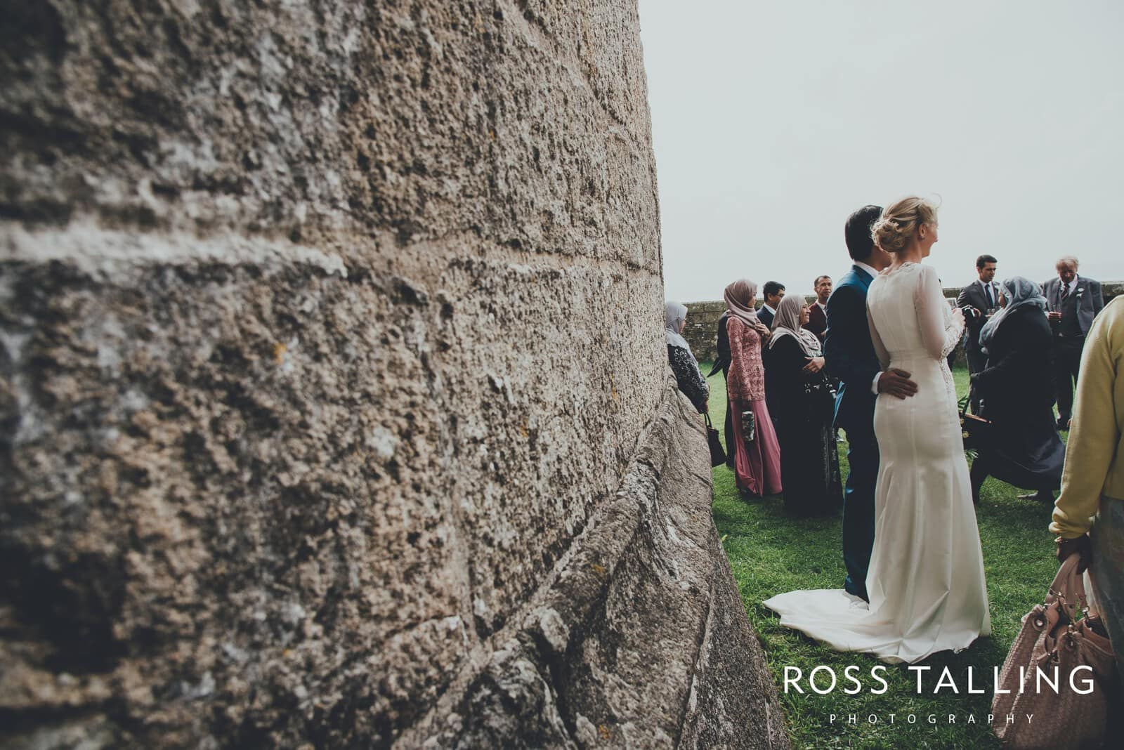 Pendennis Castle Wedding Photography_0066