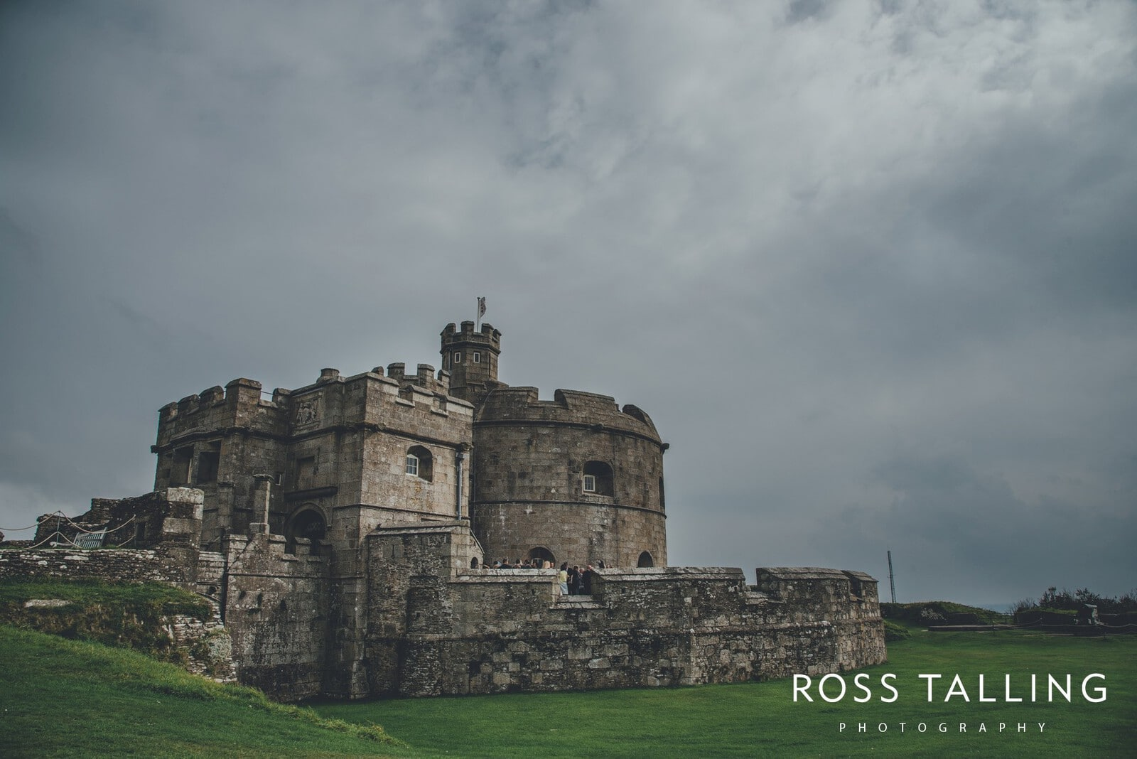 Pendennis Castle Wedding Photography_0062