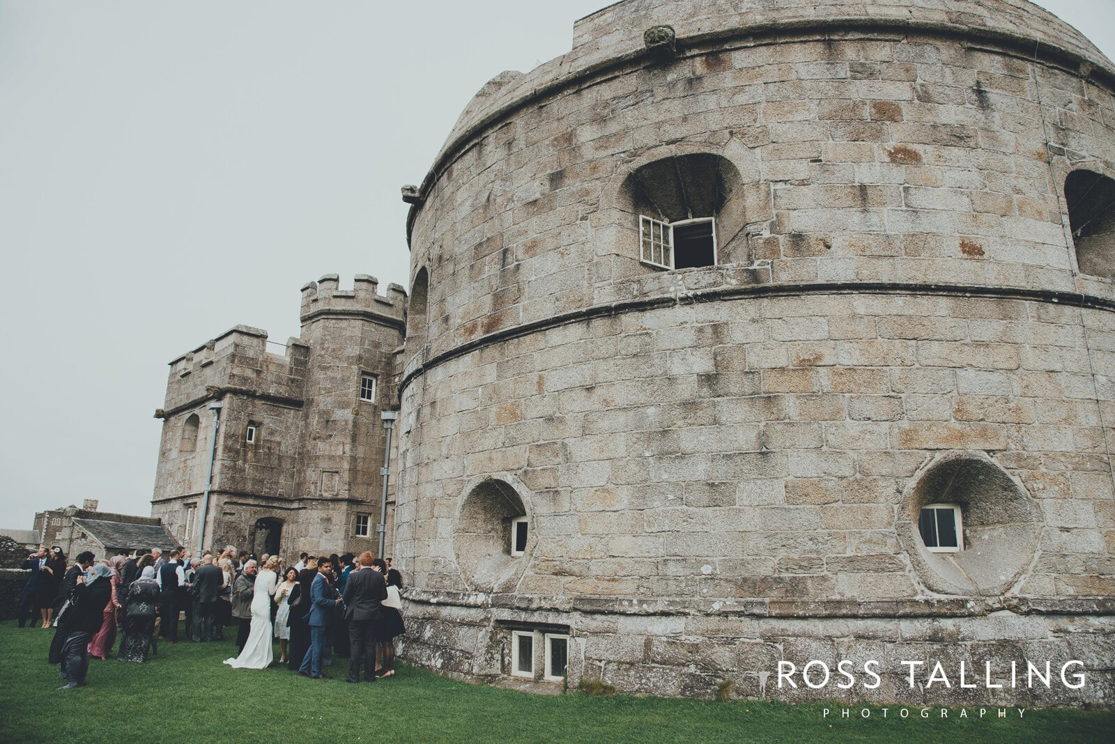 Pendennis Castle Wedding Photography_0057