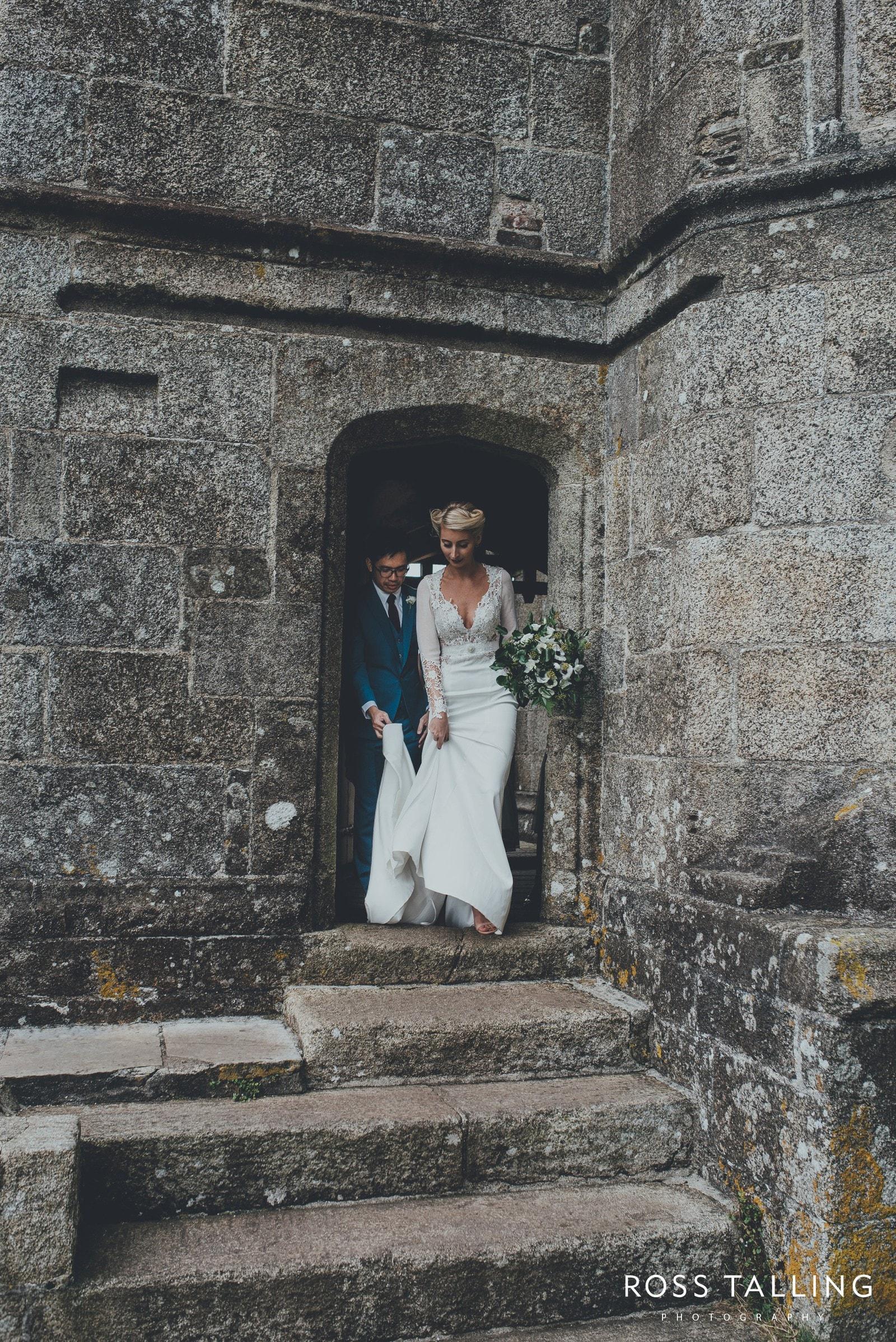 Pendennis Castle Wedding Photography_0053
