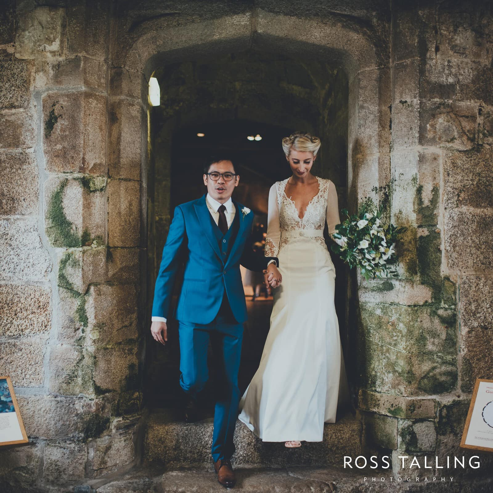 Pendennis Castle Wedding Photography_0052
