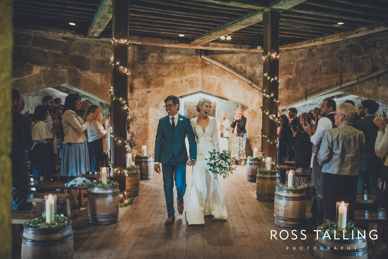 Pendennis Castle Wedding Photography_0051