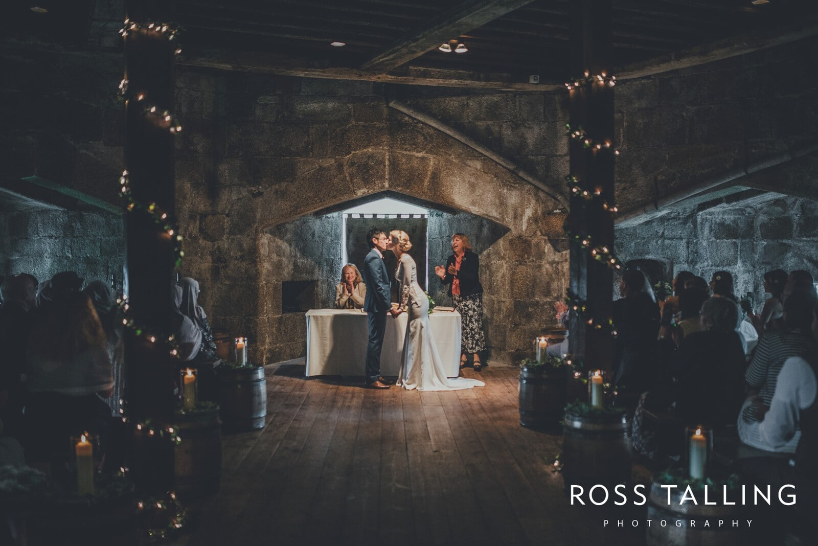 Pendennis Castle Wedding Photography_0048