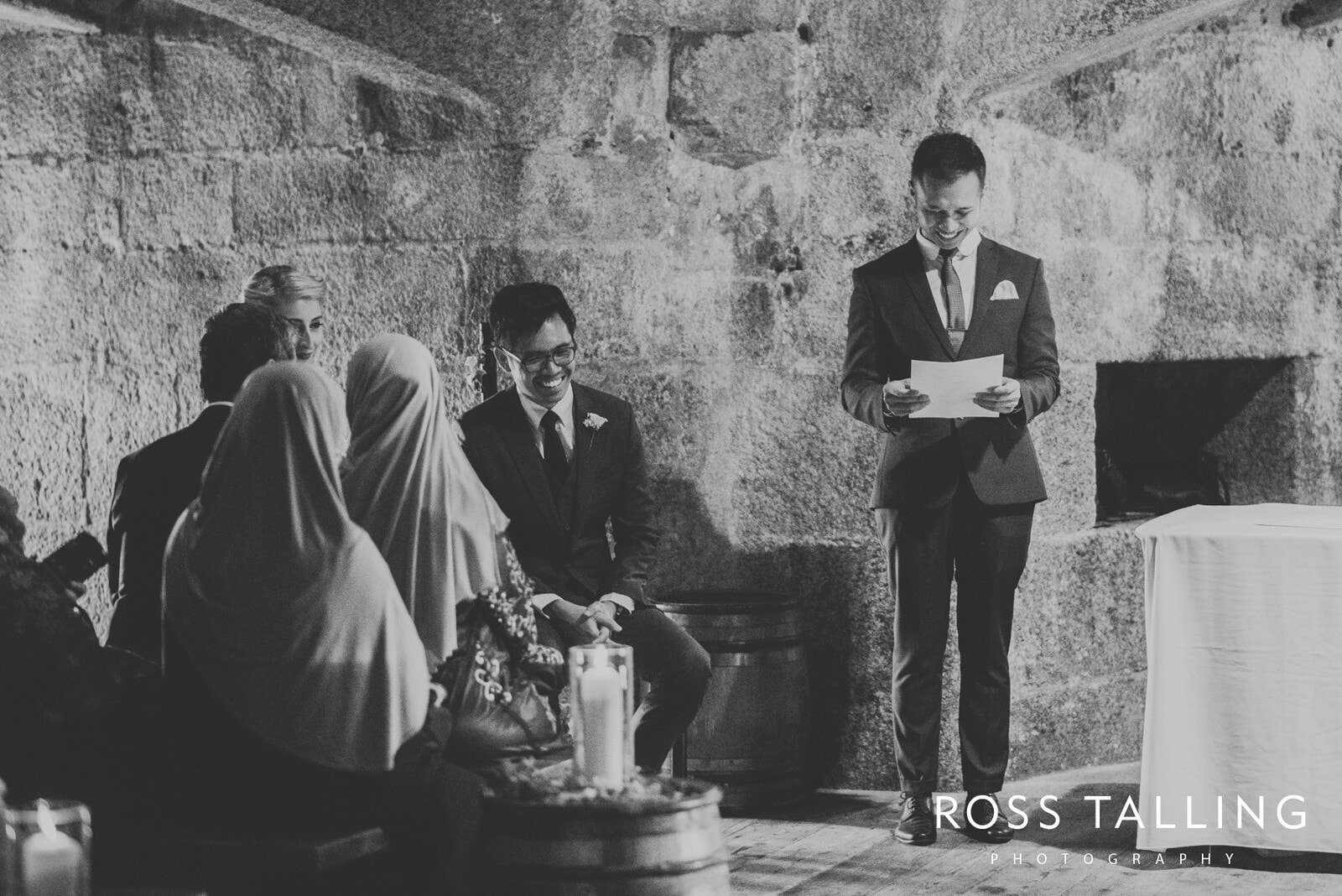 Pendennis Castle Wedding Photography_0043