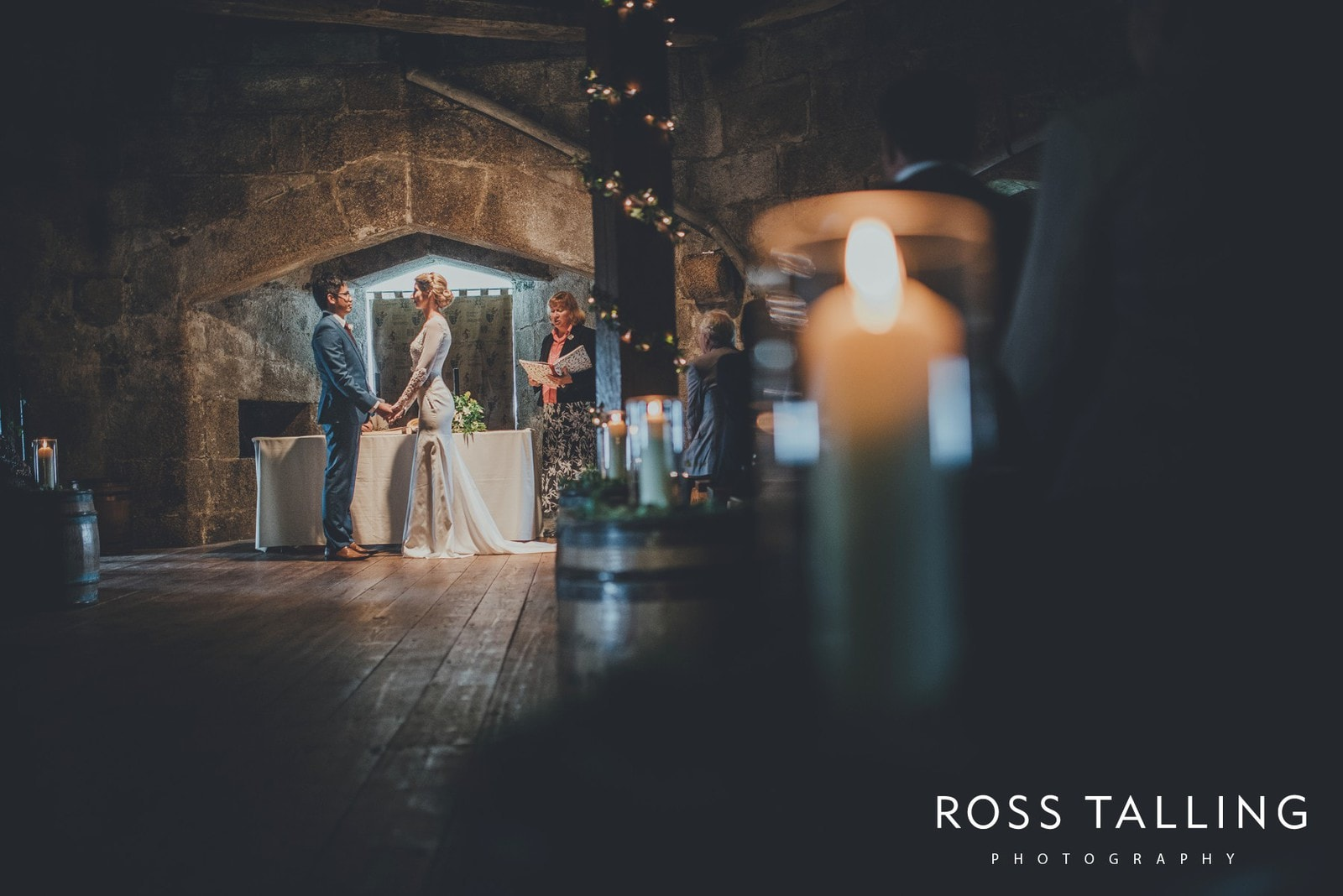 Pendennis Castle Wedding Photography_0041