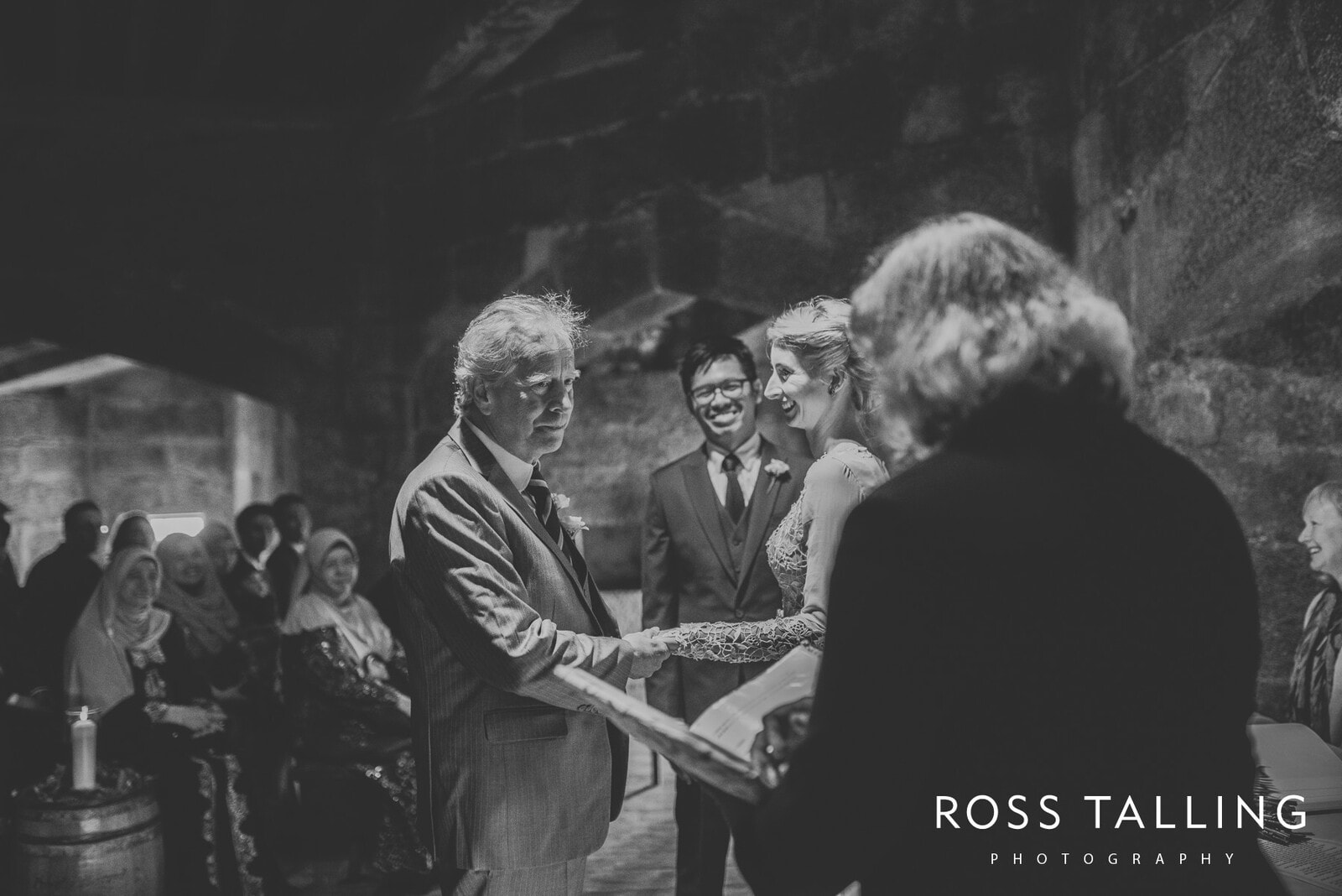 Pendennis Castle Wedding Photography_0035