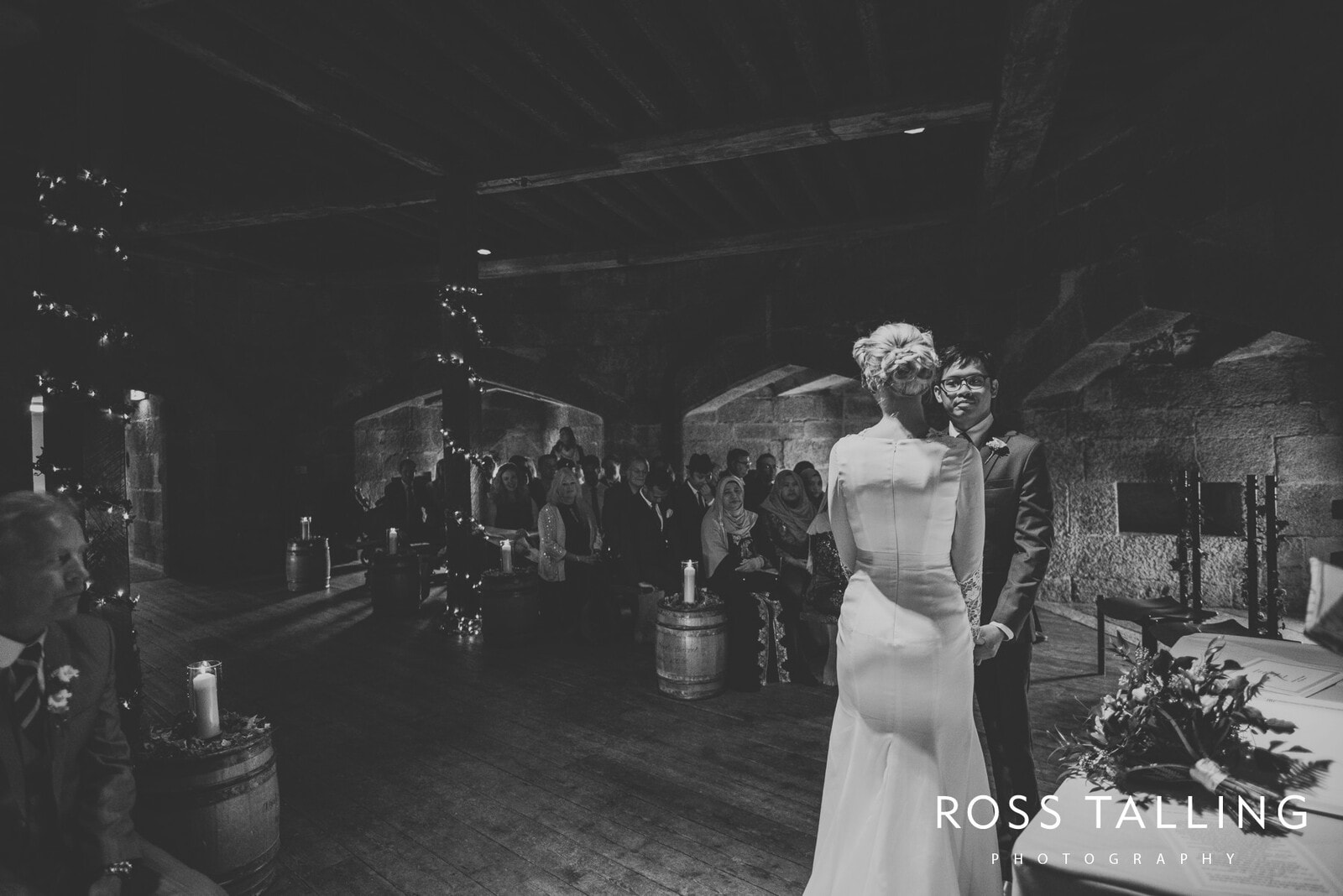 Pendennis Castle Wedding Photography_0032