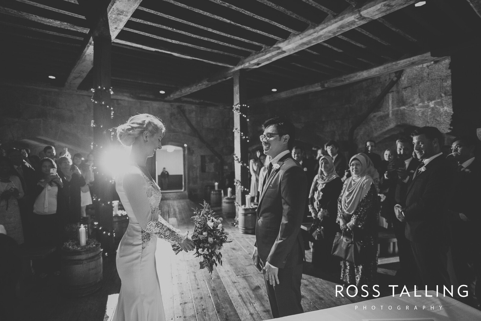 Pendennis Castle Wedding Photography_0031