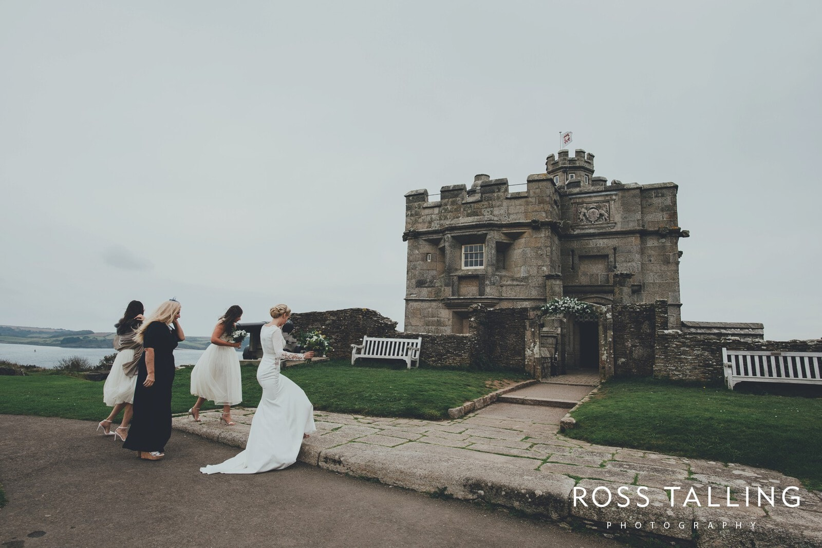 Pendennis Castle Wedding Photography_0022