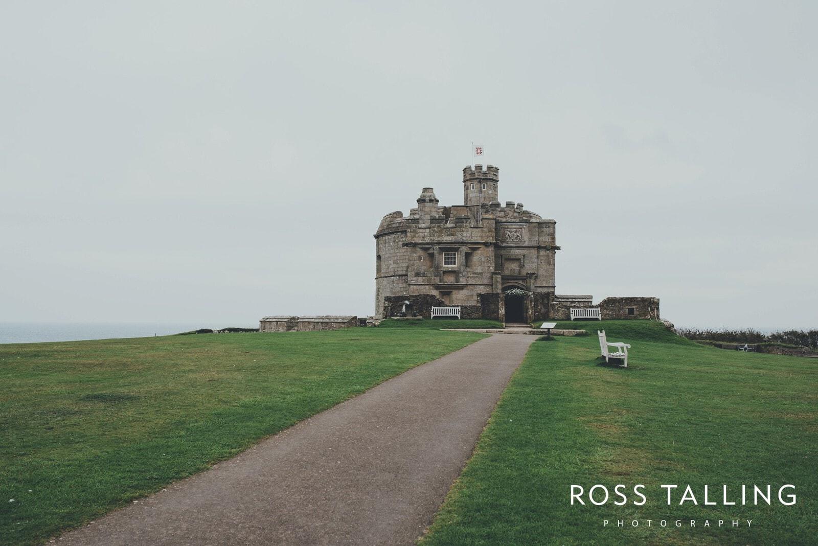 Pendennis Castle Wedding Photography_0020