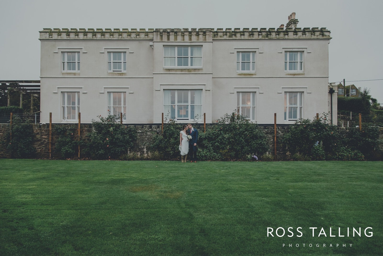 Polpier House Wedding Photography Cornwall_0100