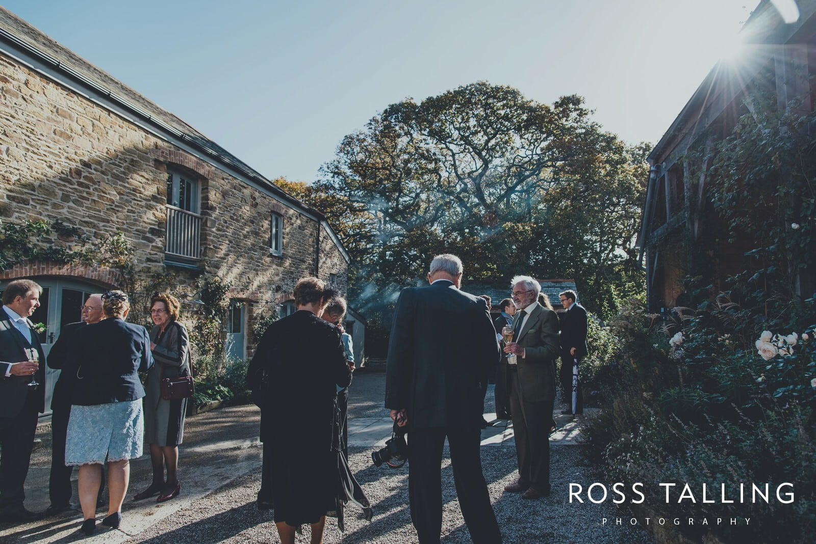 Nancarrow Farm Wedding Photography Cornwall_0063