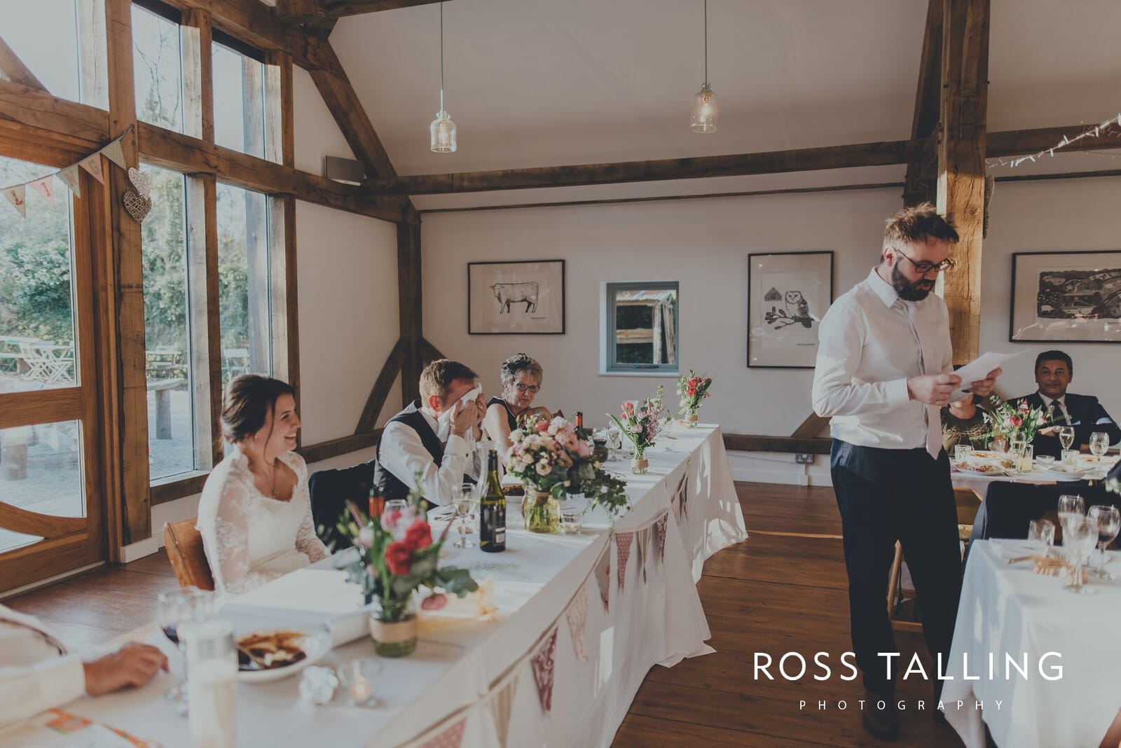 Claire & Rich's Wedding Photography Cornwall_0127