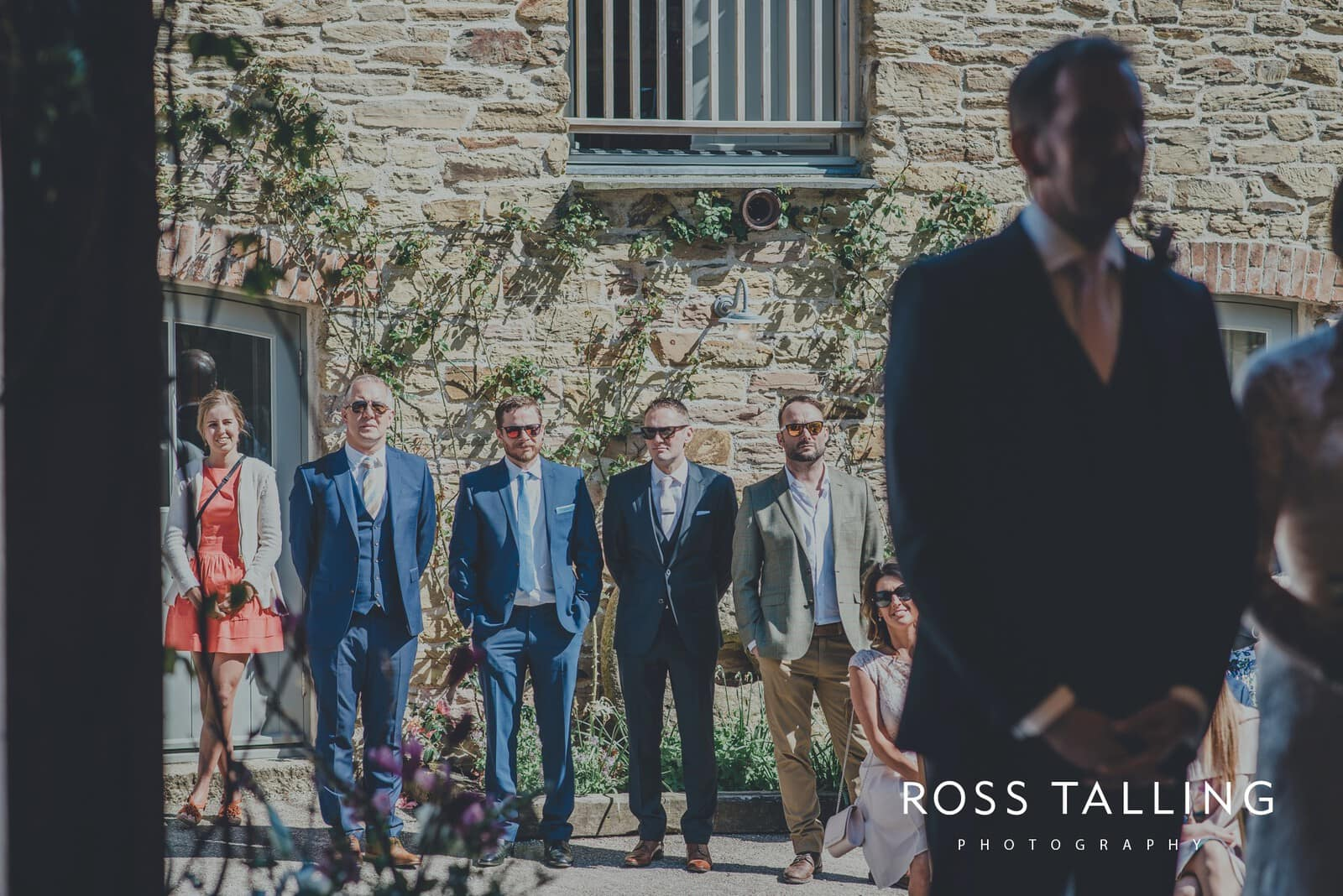 Claire & Rich's Wedding Photography Cornwall_0037