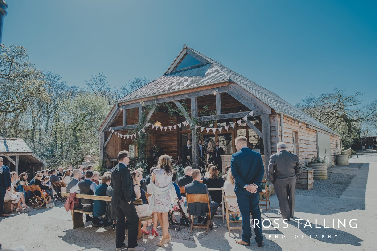 Claire & Rich's Wedding Photography Cornwall_0031