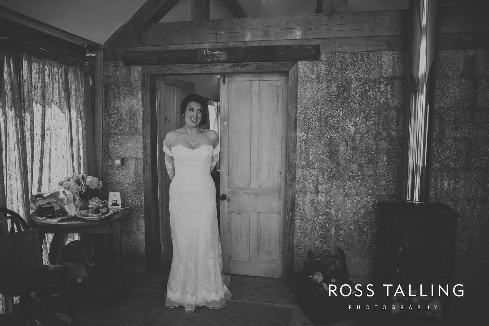Claire & Rich's Wedding Photography Cornwall_0024