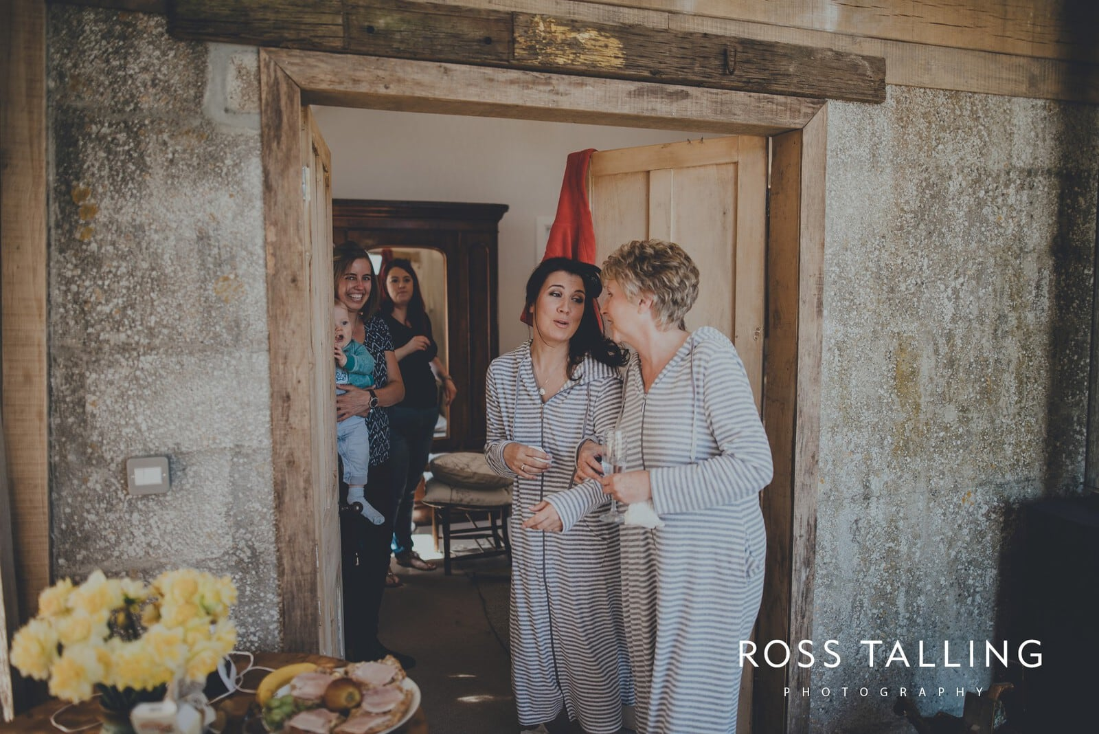Claire & Rich's Wedding Photography Cornwall_0005