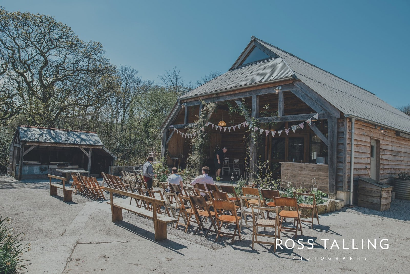 Claire & Rich's Wedding Photography Cornwall_0001