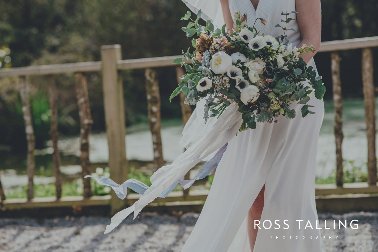 Bonnie & James' Nancarrow Farm Wedding Photography