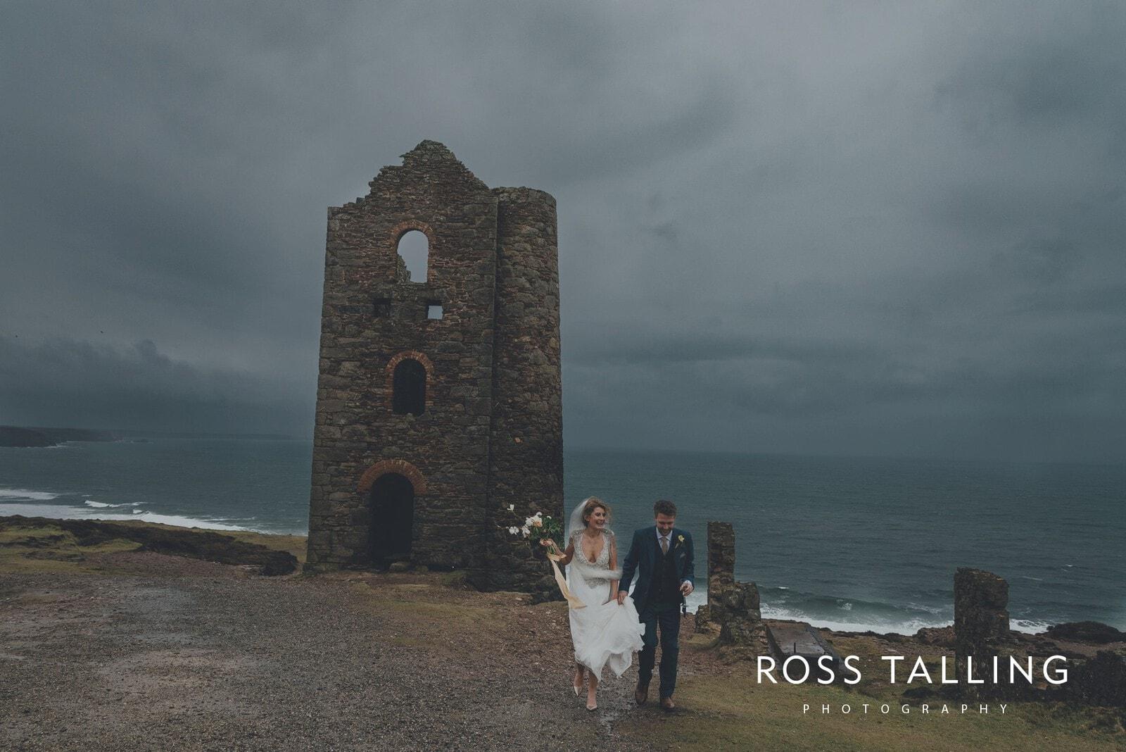 Emma & Paul Cornwall Wedding Photography_0088