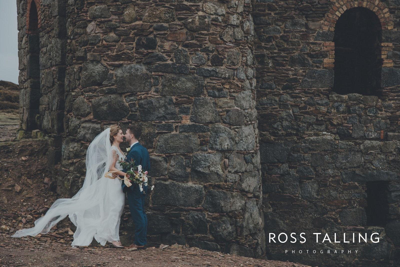 Emma & Paul Cornwall Wedding Photography_0085