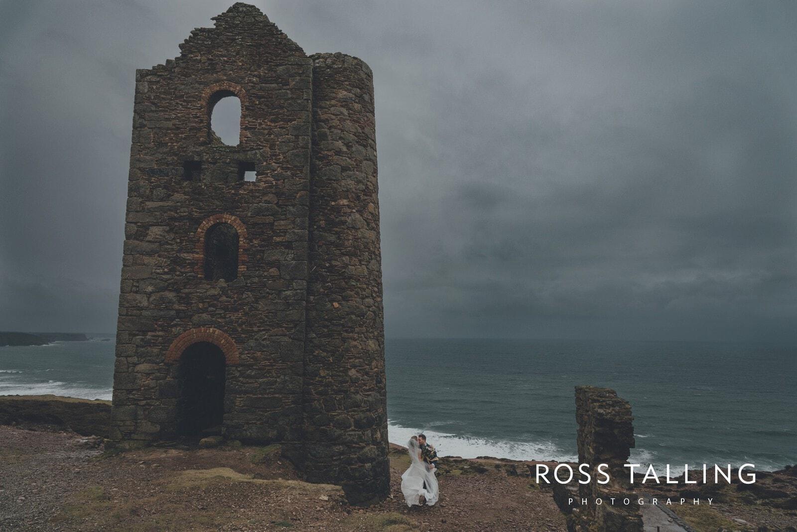 Emma & Paul Cornwall Wedding Photography_0083
