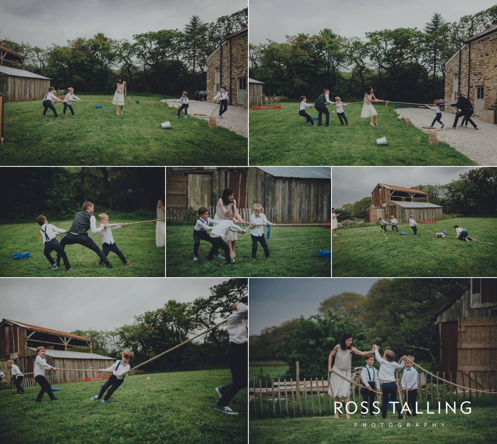 Melanie & Sean's Nancarrow Farm Wedding Photography Cornwall_0144
