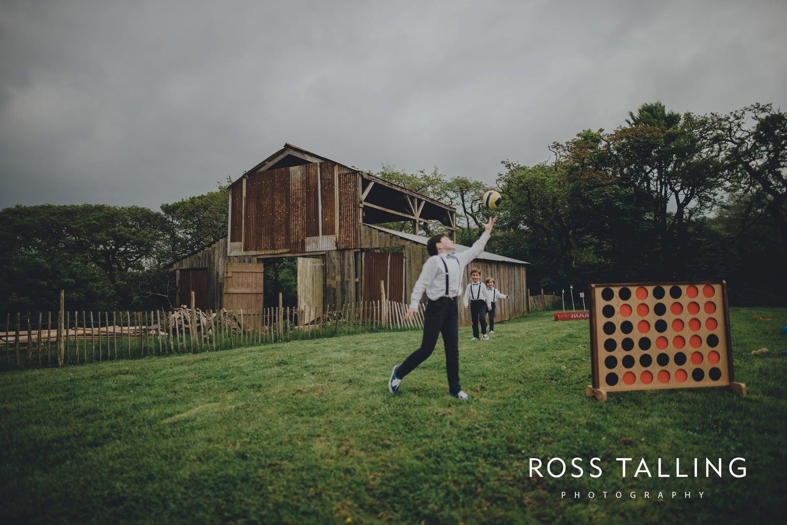 Melanie & Sean's Nancarrow Farm Wedding Photography Cornwall_0143
