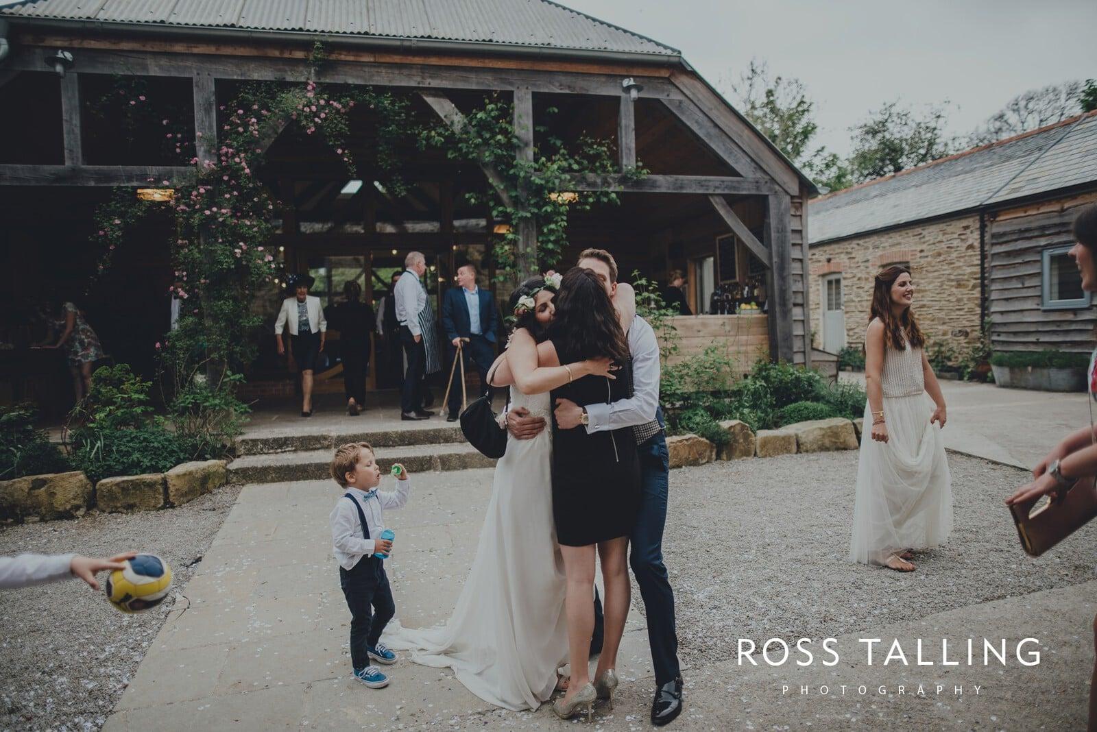 Melanie & Sean's Nancarrow Farm Wedding Photography Cornwall_0138