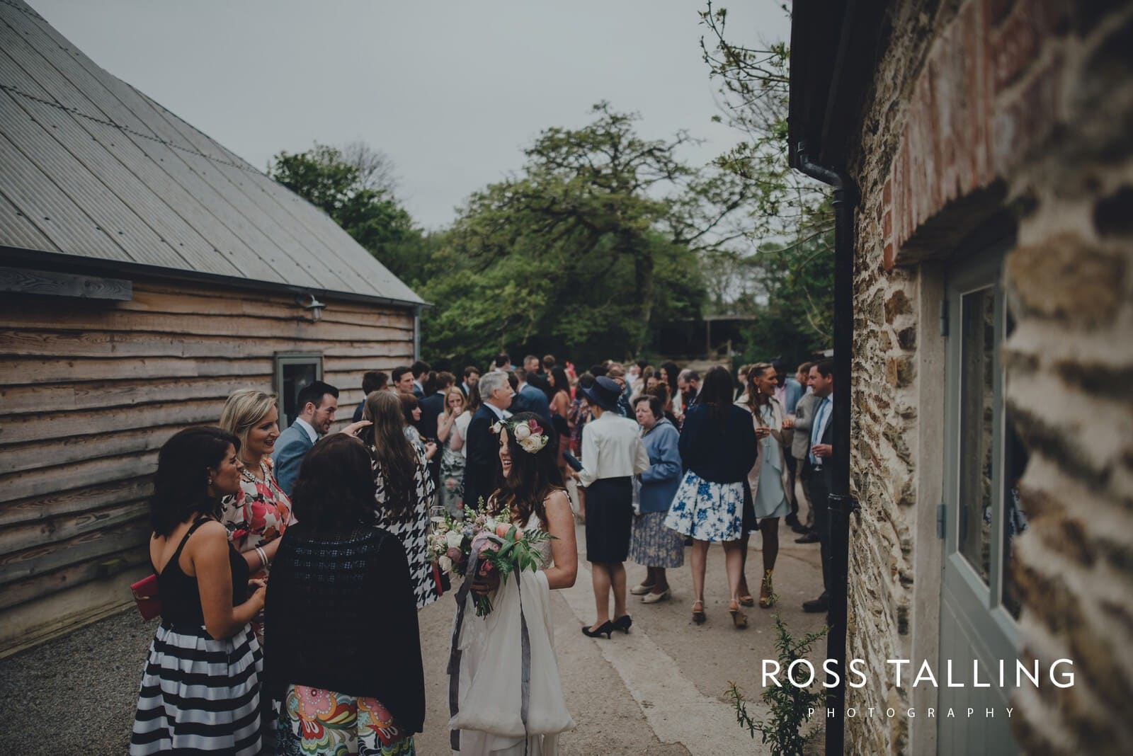 Melanie & Sean's Nancarrow Farm Wedding Photography Cornwall_0076