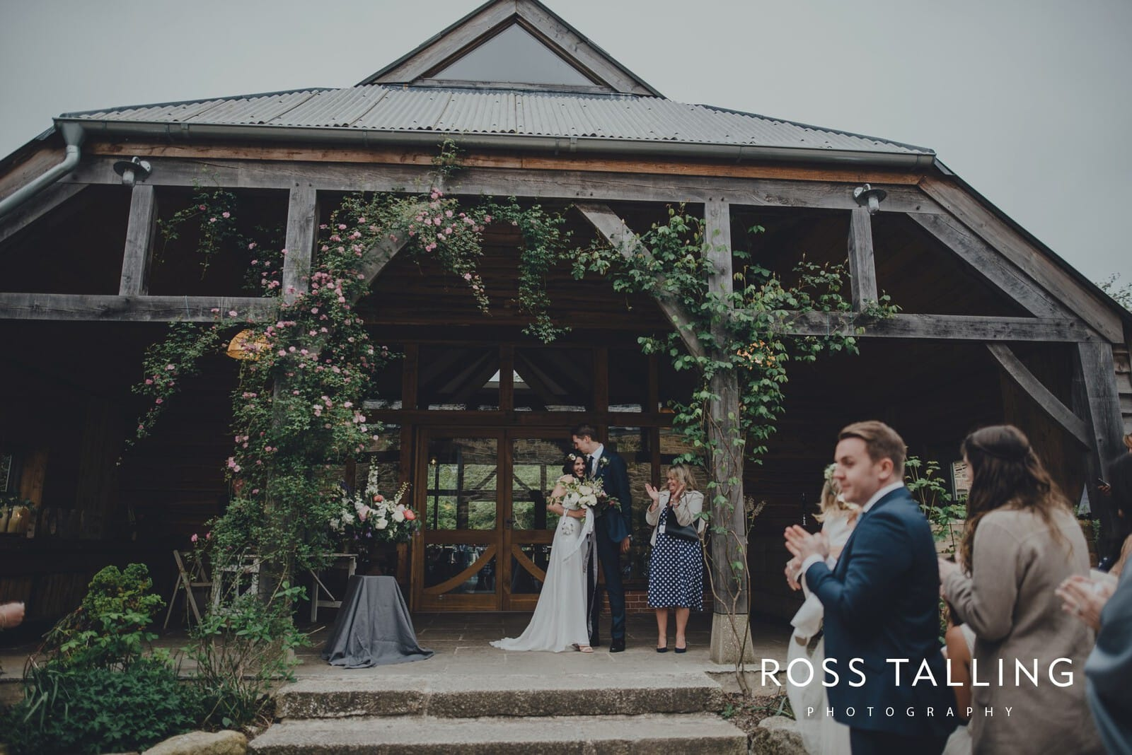 Melanie & Sean's Nancarrow Farm Wedding Photography Cornwall_0060
