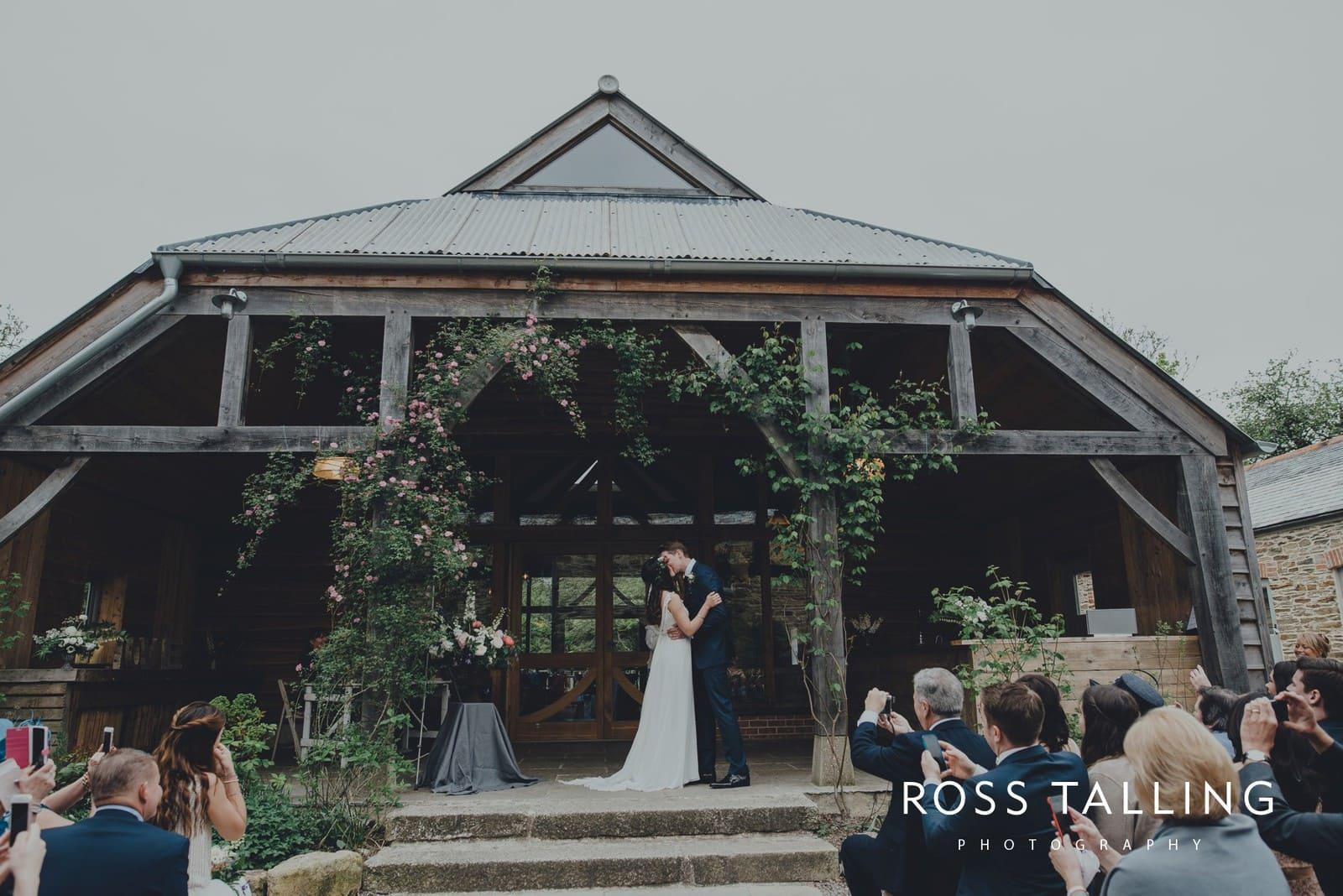 Melanie & Sean's Nancarrow Farm Wedding Photography Cornwall_0051