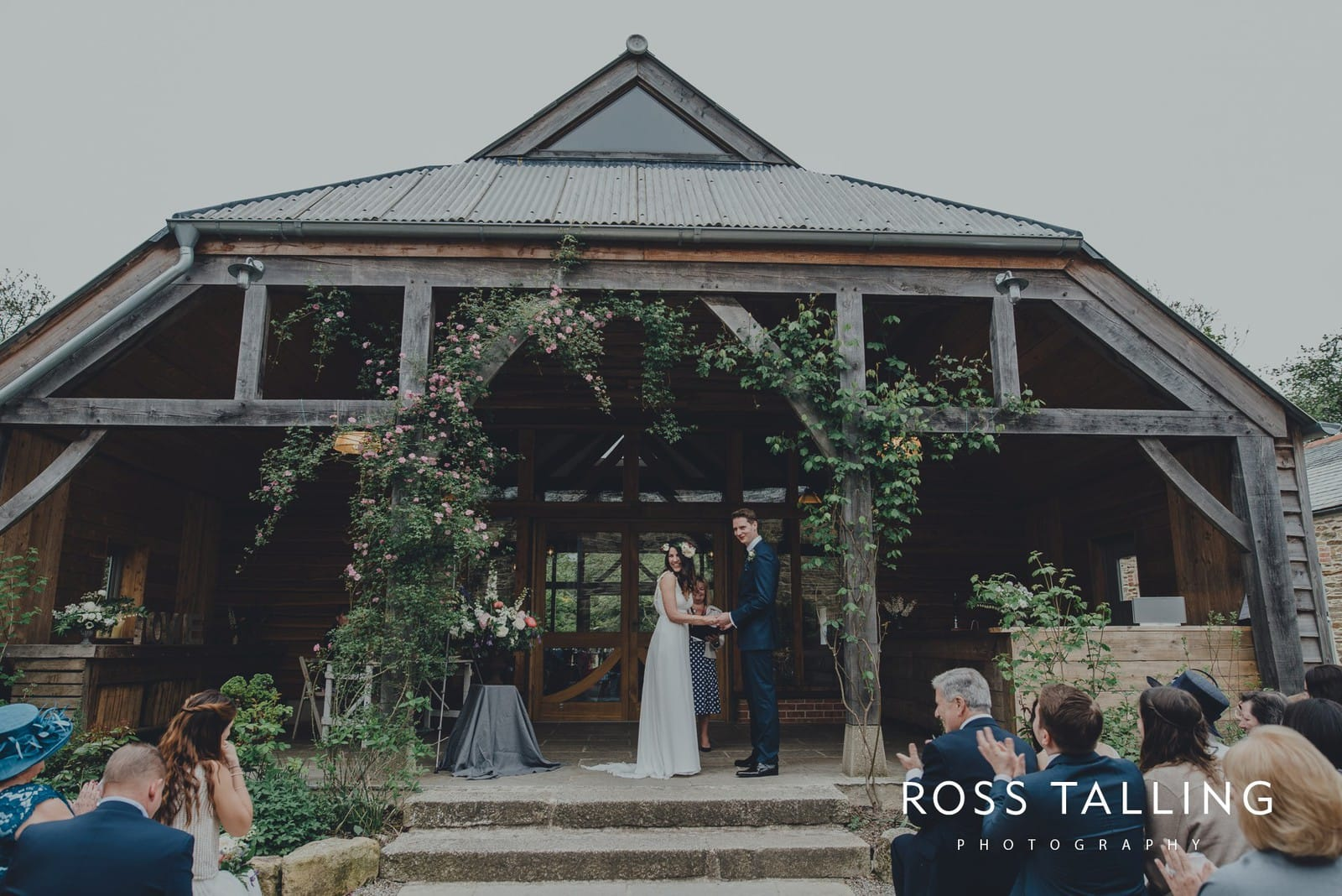 Melanie & Sean's Nancarrow Farm Wedding Photography Cornwall_0050