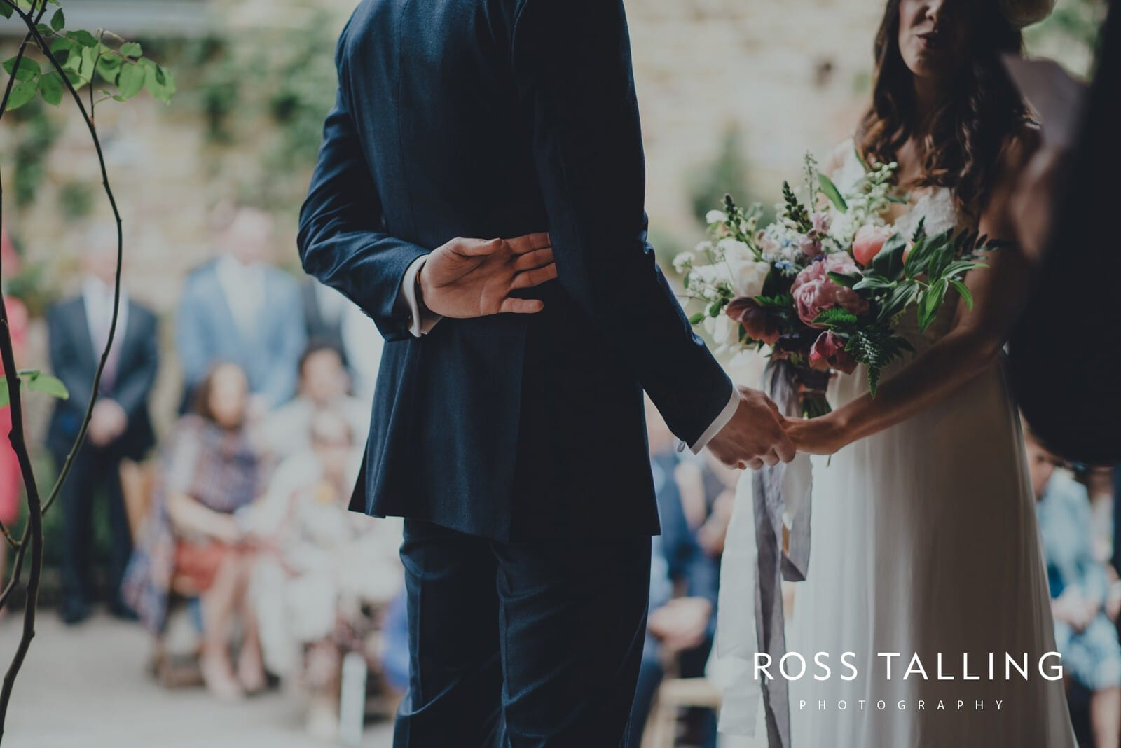 Melanie & Sean's Nancarrow Farm Wedding Photography Cornwall_0040