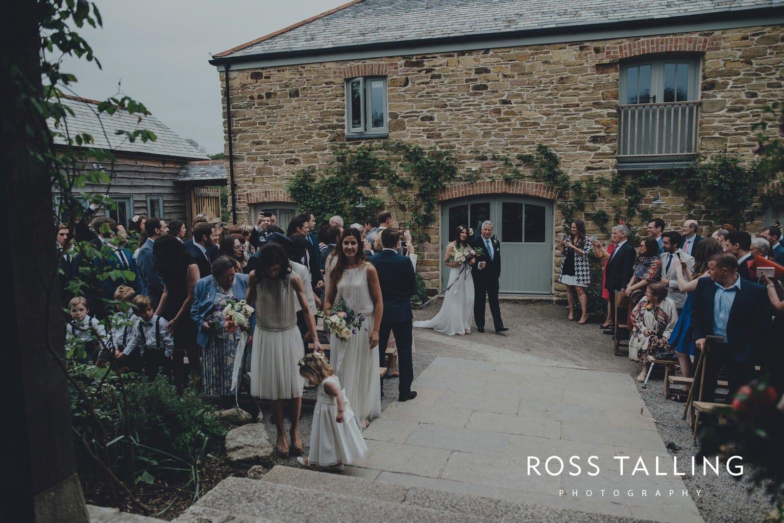 Melanie & Sean's Nancarrow Farm Wedding Photography Cornwall_0028