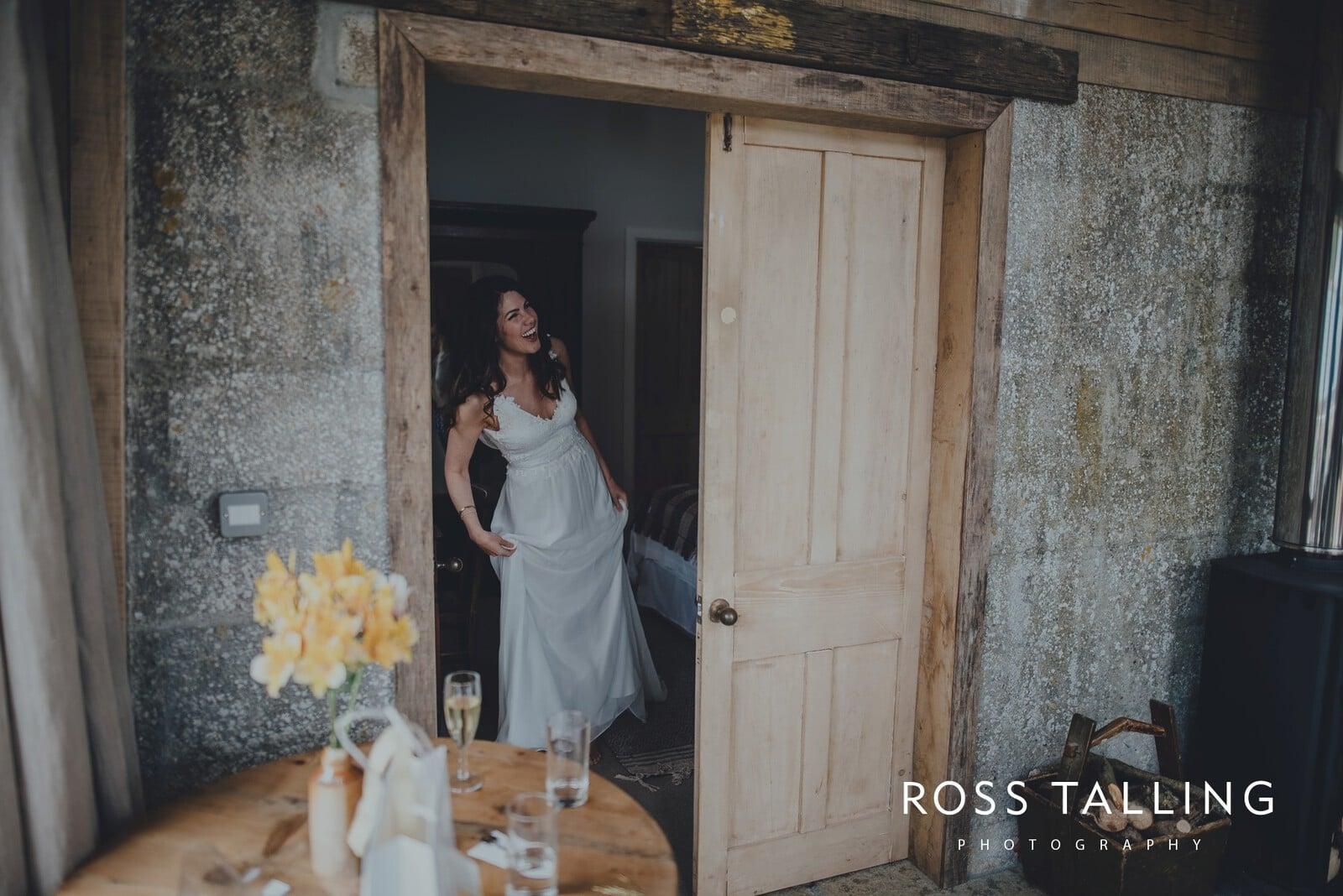 Melanie & Sean's Nancarrow Farm Wedding Photography Cornwall_0017