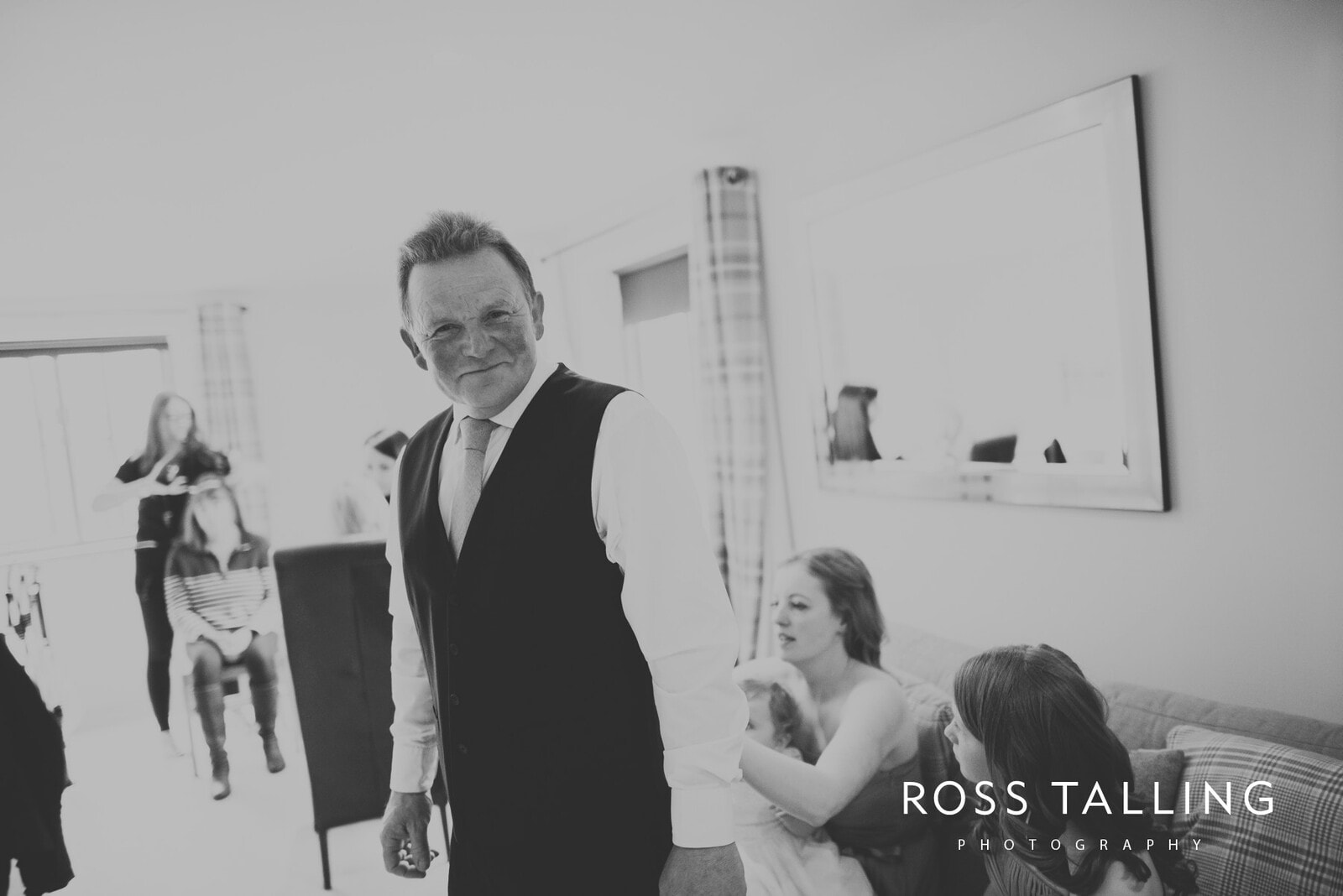 Sarah & Dean's Wedding Photography Cornwall_0038