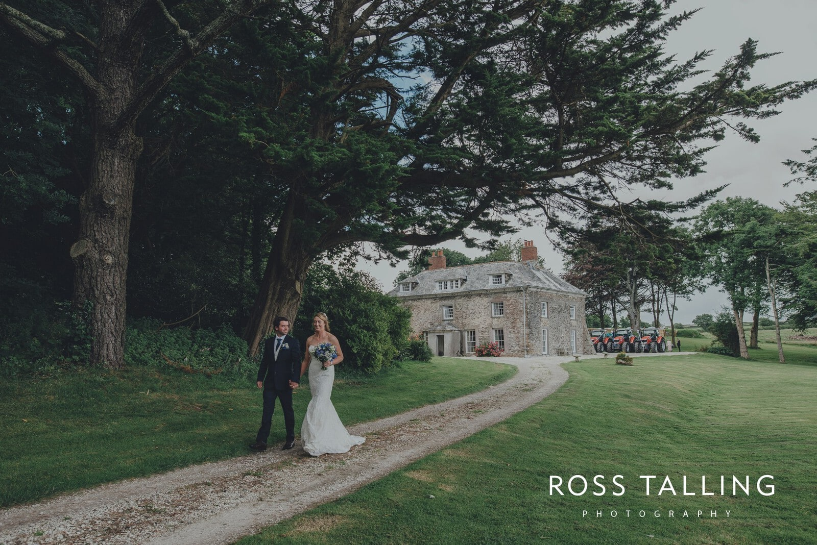 Tredudwell Manor Wedding Photography Cornwall_0076